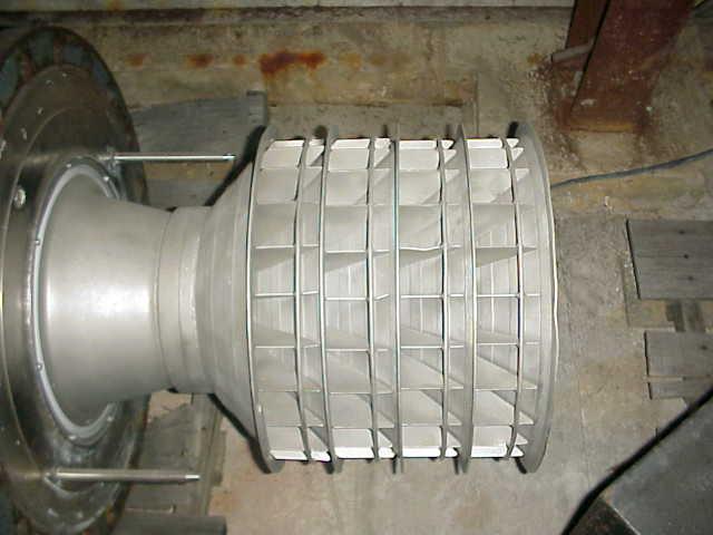 Item Mechanical Foam Separator Breaker No Motor