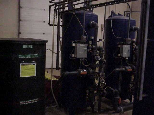 Item Water Treatment System Service Flow Rate Gpm