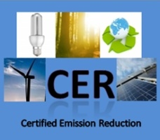 (8) Emission Reduction Credits (ERCs), Air credits, pollution control credits, CER (Certified Emission Reduction Credits. Credits are as follows, price is per TPY (tons per year):  NOx: 1TPY (Ozone Season), 1TPY (Non-ozone Season).  VOC: 4TPY (Ozone Season), 2TPY (Non-ozone Season).