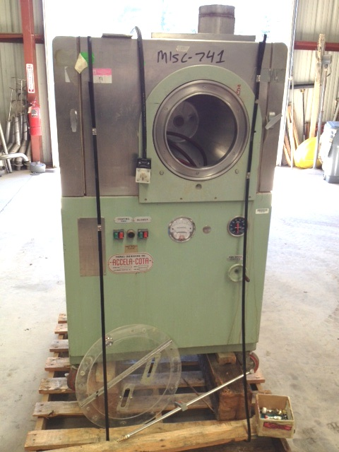 used Thomas Engineering Accela-Cota 24