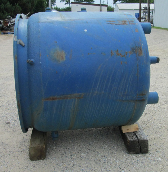200 gallon Pfaudler glass lined reactor body.  40