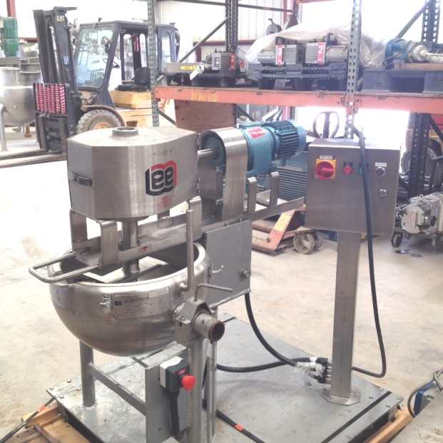Item Sold Used 5 Gallon Lee Model 5cdm9mt Jacketed