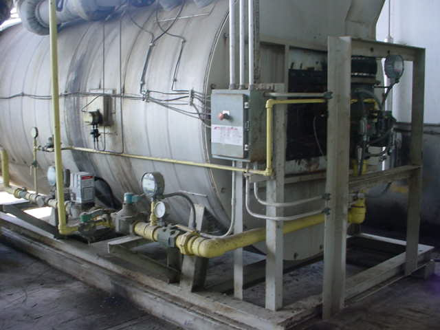 (2) used DOWTHERM/Hot Oil Heaters. Geka Model THZ. Rated 10mm BTU/Hr. each.  Units equipped with 10 mm BTU/Hr. Gas Burners. Complete system available with circulating pumps and controls. Price is each unit.  If complete system purchased price is $90,000. Quoted AIWI (GreenCat)