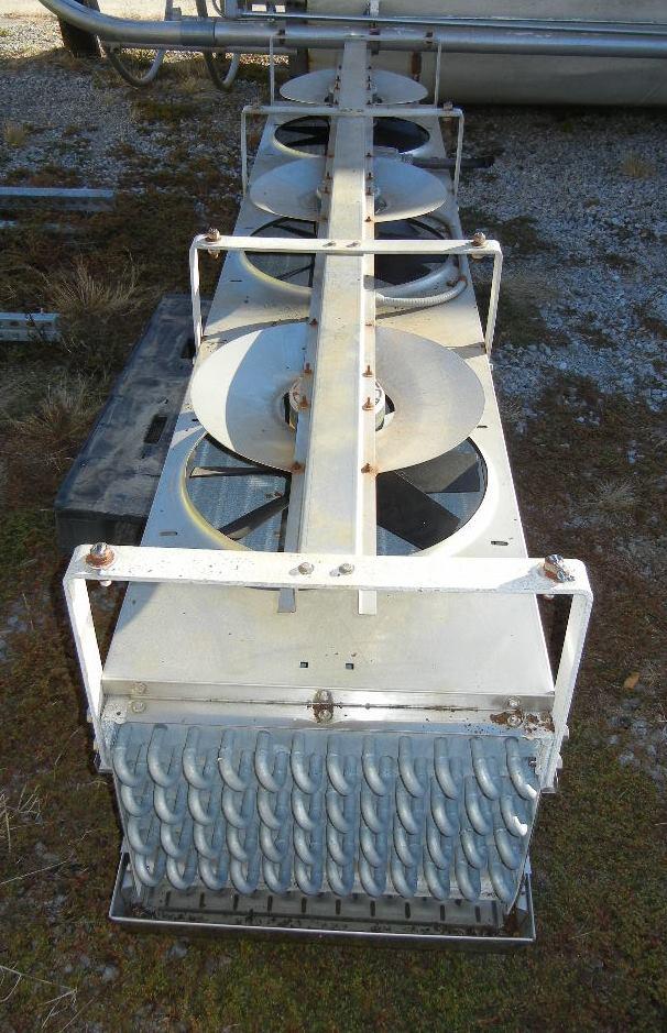 Item Used Krack Ammonia Cooler Nh3 Model Btrs 38