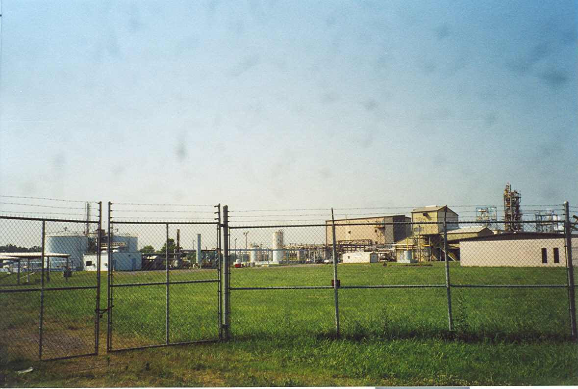 Previous Specialty Chemical Manufacturing with Rail and Waste Water Treatment plant in Rock Hill, South Carolina (Charlotte Area) For Sale. 50+ Acre site zoned Heavy Manufacturing. Rail Road Access. Site with complete waste water treatment plant added in the late 1990's at a cost of $5,000,000+. Treats up to 100,000 GPD. Main buildings on site with estimated sizes: 7800 sq.ft. Offices/change room/break room; 875 sq.ft. Laboratory; 1375 sq.ft maintenance area; 4800 sq.ft warehouse; 2625 sq.ft pole barn storage; 1665 sq.ft. warehouse; 2000 sq.ft warehouse. PROCESS EQUIPMENT NOT INCLUDED and is mostly dismantled. Process equipment can be purchased separately. This has great potential for Waste Water Treatment Plant or Bio Diesel Plant.