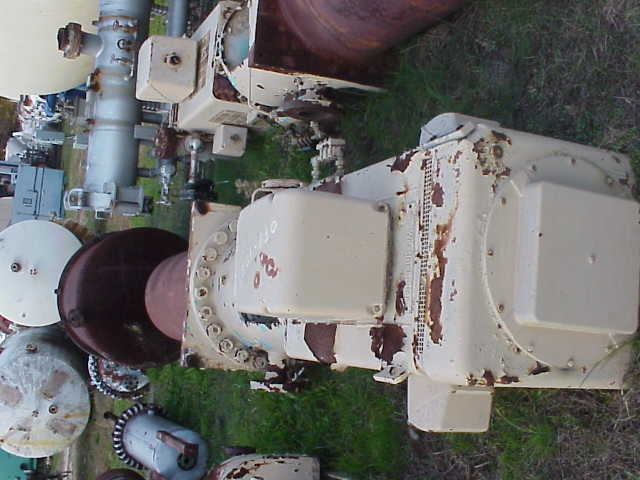 Qty (2) Each: Raw Naptha feed service.  Driven by 300 hp, WP1 motor.