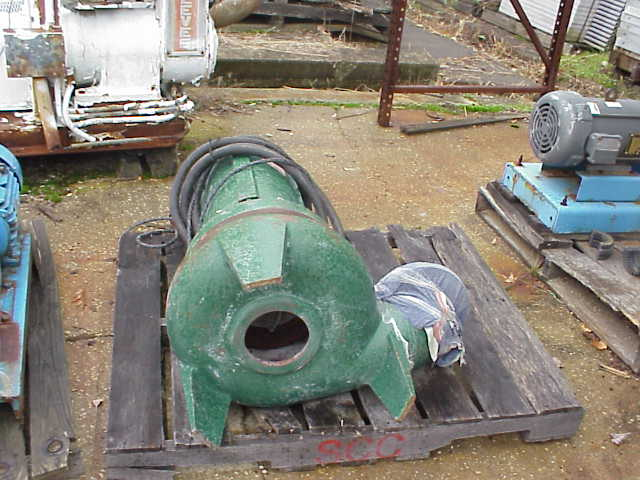 Morris Carbon Steel Sump pump. 6
