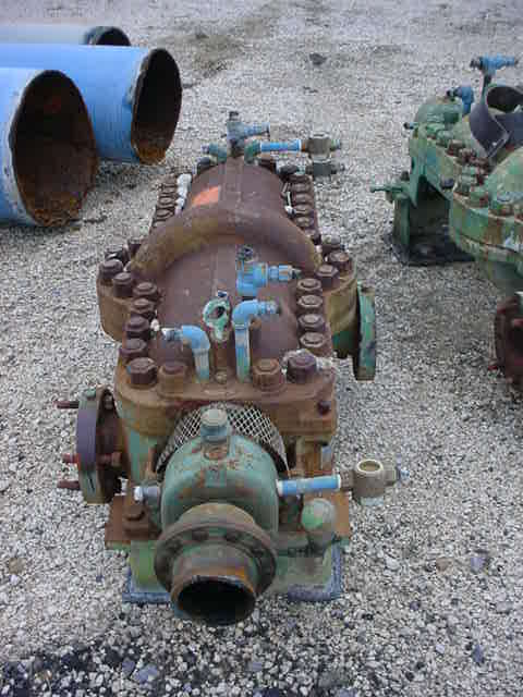 Item Boiler Feed Water Pumps 8 Stage Multi Stage