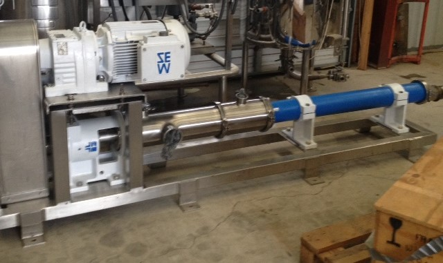 used MOYNO pump 4