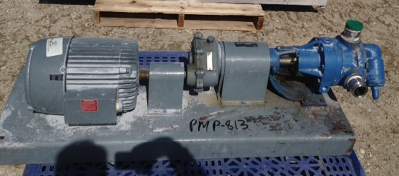 ***SOLD***used Viking pump model KK4724. Rated 65 GPM @ 150 PSI. 2