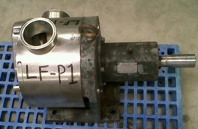used Sine Pump, model SPS-50 pump, 4