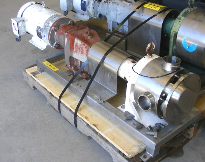 ***SOLD*** used Kontro/Sine Pump, model MR135NNTC, 3