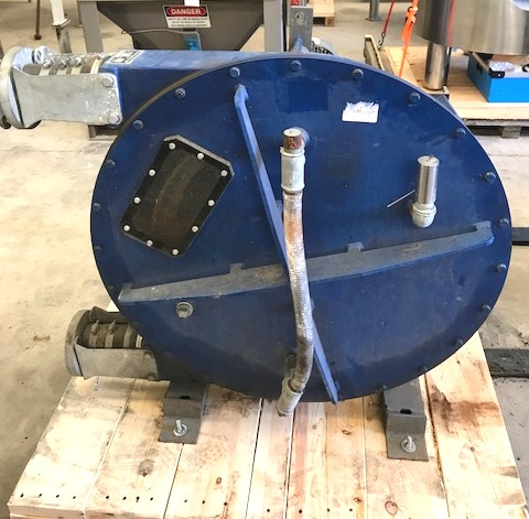 ***SOLD*** used Bredel Model SP65 Peristaltic/Hose pump.  2.5
