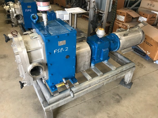 used FRISTAM Model FKL250, Heavy Duty 4