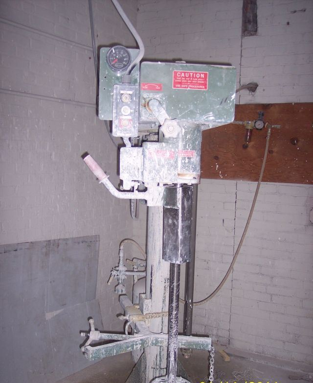Myers Engineering Cowels Disperser/Mixer Model # 775A-7.5-2825. 1.5