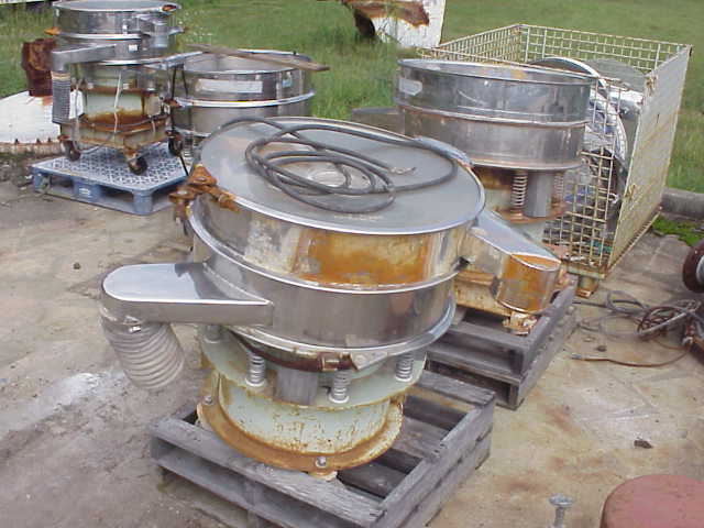 Category Buy Sell Used Screeners For Sale Sweco